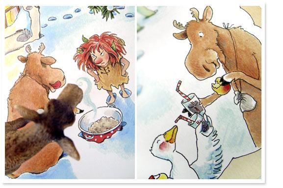 Elch-Oskars-Wundersame-Reise-ins-Weihnachtswunderland-Sona-Egger-02