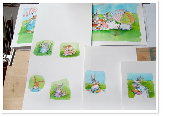 Osterhasen-Buch-Sonja-Egger-01