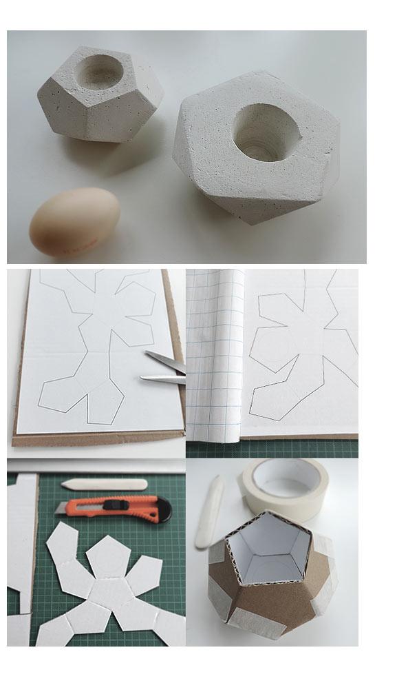 sonja-egger-gips-geometrische-schalen-anleitung