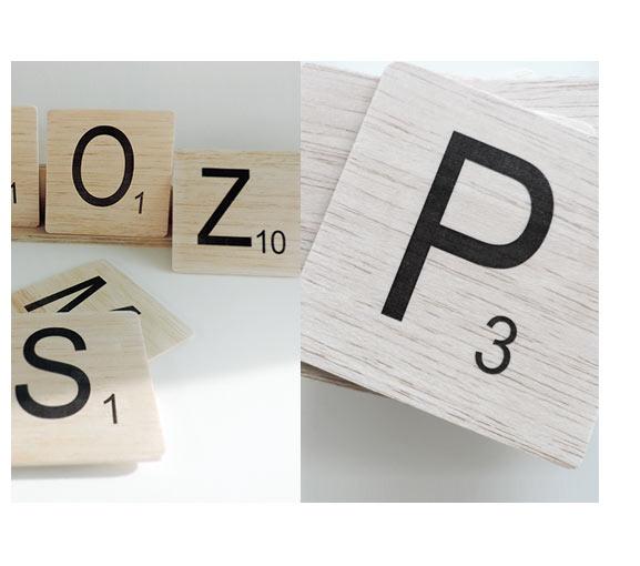 Scrabble mit Zusatznutzen